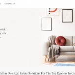 Website templates for realtors in Toronto - Agent Roof